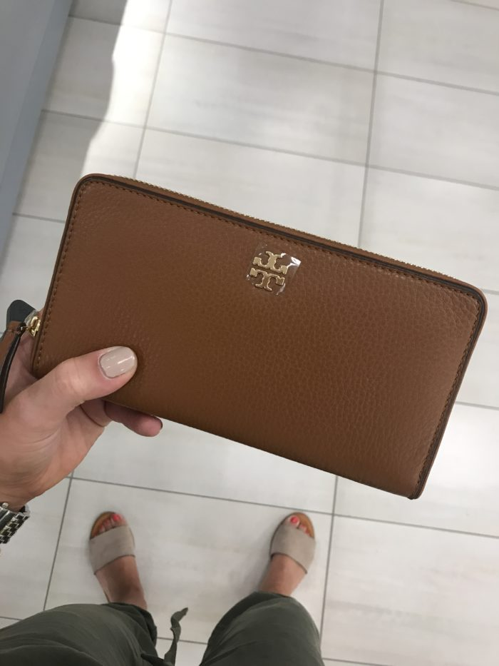 Nordstrom Anniversary Sale 2018 | Tory Burch Wallet