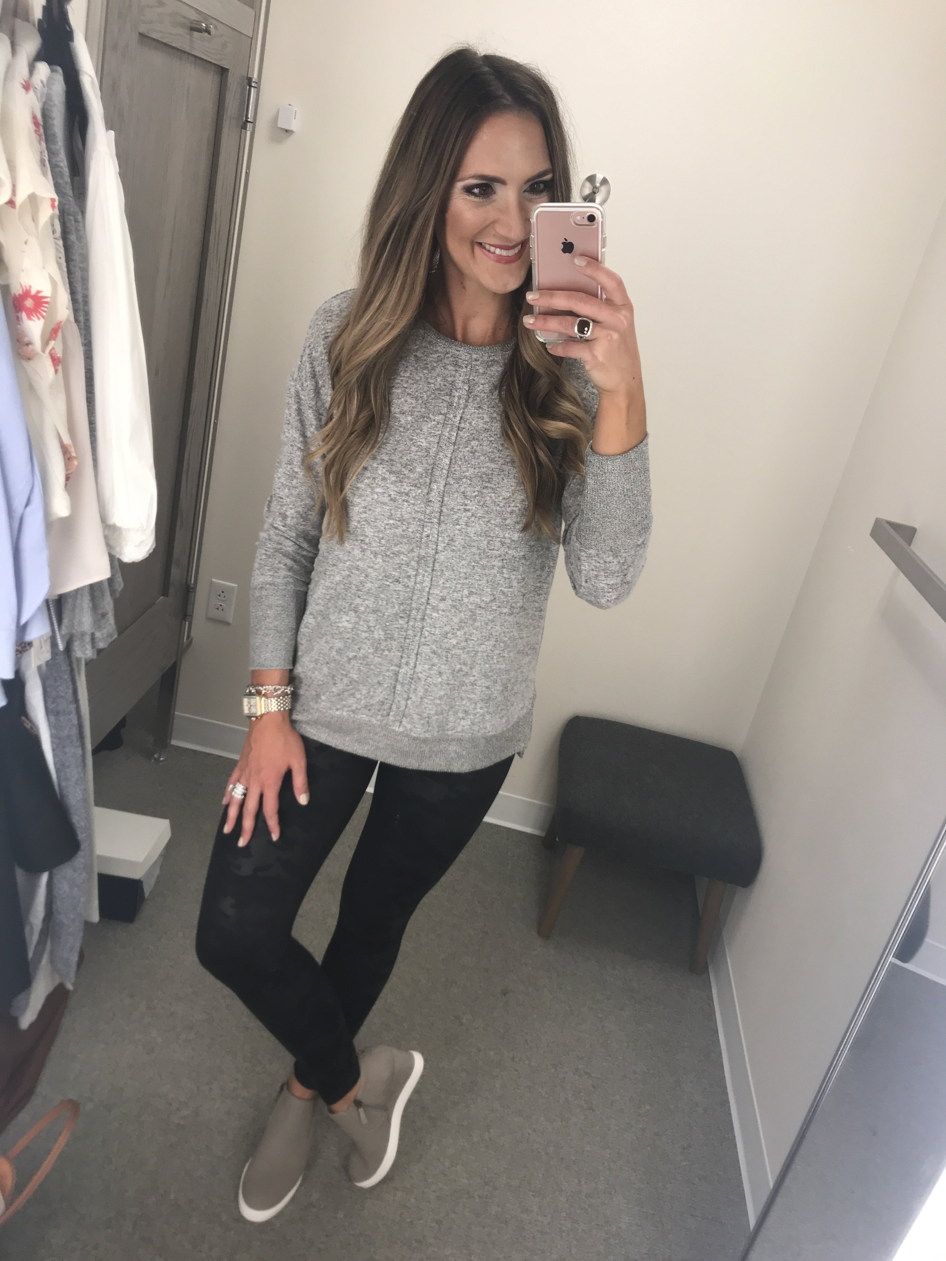 Nordstrom Anniversary Sale 2018 | Tunic | Lightweight sweater for Fall styled two ways with Nordstrom | Cute Fall Sweater Styled Two Ways featured by popular Dallas fashion blogger Style Your Senses