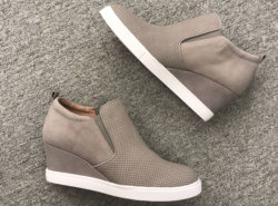 Nordstrom Anniversary Sale 2018 | Caslon Wedge Bootie - Top 10 Most Purchased Items- JULY! featured by popular Dallas fashion blogger Style Your Senses