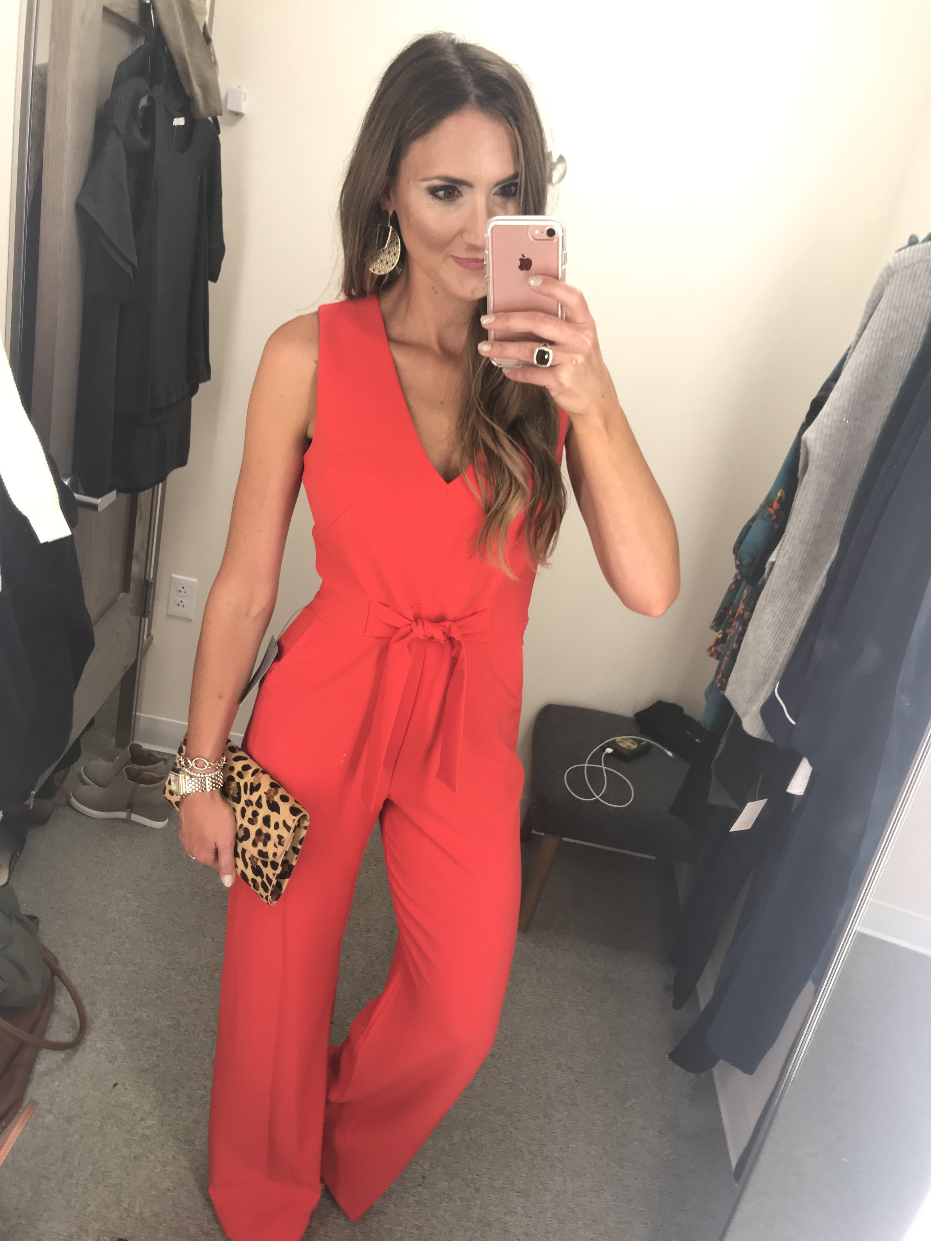 Nordstrom Anniversary Sale featured by popular Texas fashion blogger, Style Your Senses | jumpsuit