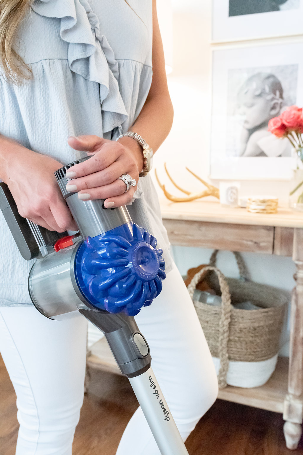 The Cordless Dyson | A Review + How to Score One on Sale featured by popular Dallas lifestyle blogger Style Your Senses