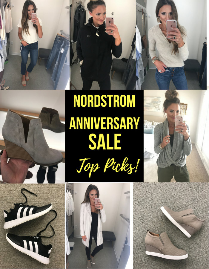 Nordstrom Anniversary Sale 2018 | Top Picks!