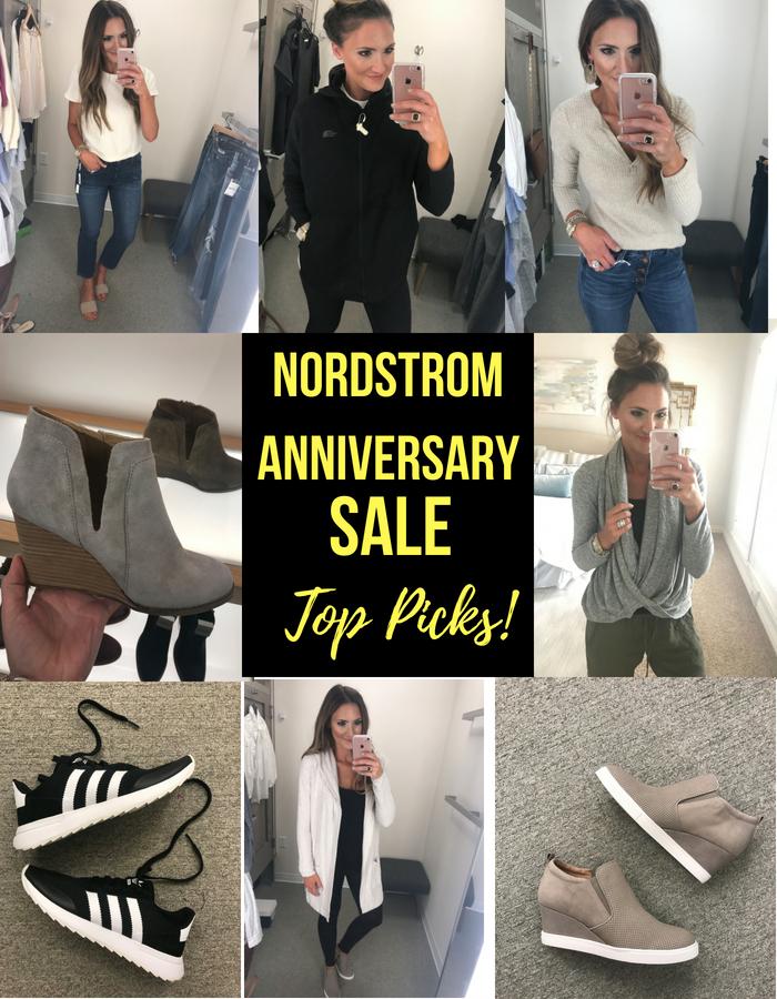Nordstrom Anniversary Sale 2018 | Top Picks!