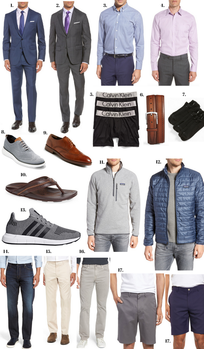 Nordstrom Anniversary Sale Mens Fashion featured by popular Texas fashion blogger, Style Your Senses