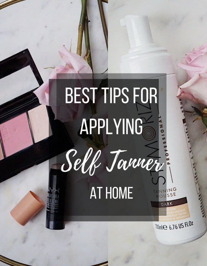 Best Tips for Applying Self Tanner - Self Tanner Tips & Tricks You Need to Know about Self Tanning featured by popular Texas style blogger Style Your Senses