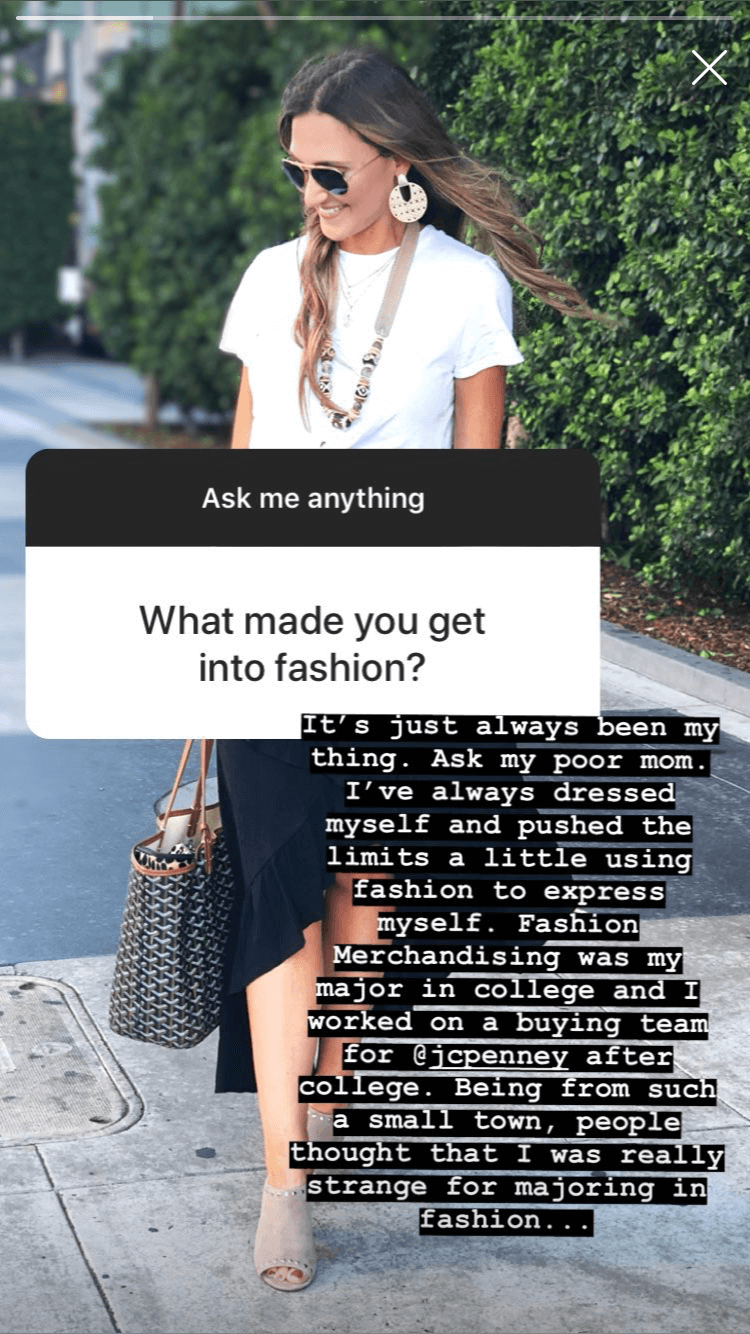 Q+A with Mallory of Style Your Senses