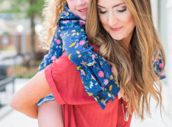 What to wear on the first day of kindergarten - My Baby is Going to Kindergarten | Back to School Outfits With JcPenney featured by popular Dallas fashion blogger Style Your Senses