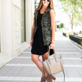 How to Transition Summer Dresses to Fall featured by popular Dallas fashion blogger Style Your Senses