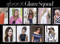 Gibson x Glam Holiday Collection at Nordstrom
