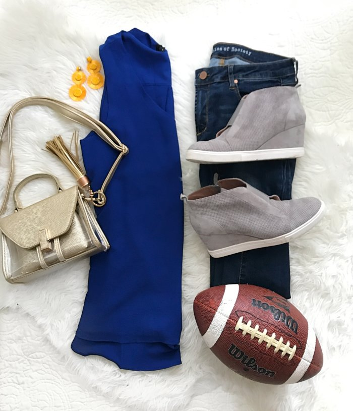Football | What to Wear Tailgating | A Guide to Game Day Fashion featured by top Dallas fashion blog Style Your Senses