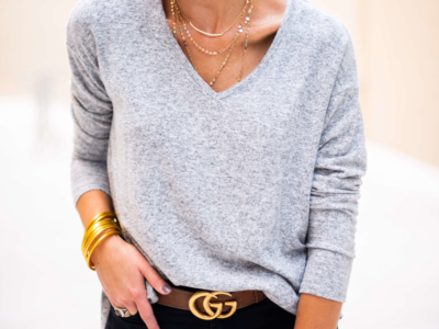 Cute Fall Sweater Styled Two Ways!