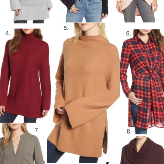 The Best Fall Tunics with Leggings Looks + What to Wear Them With