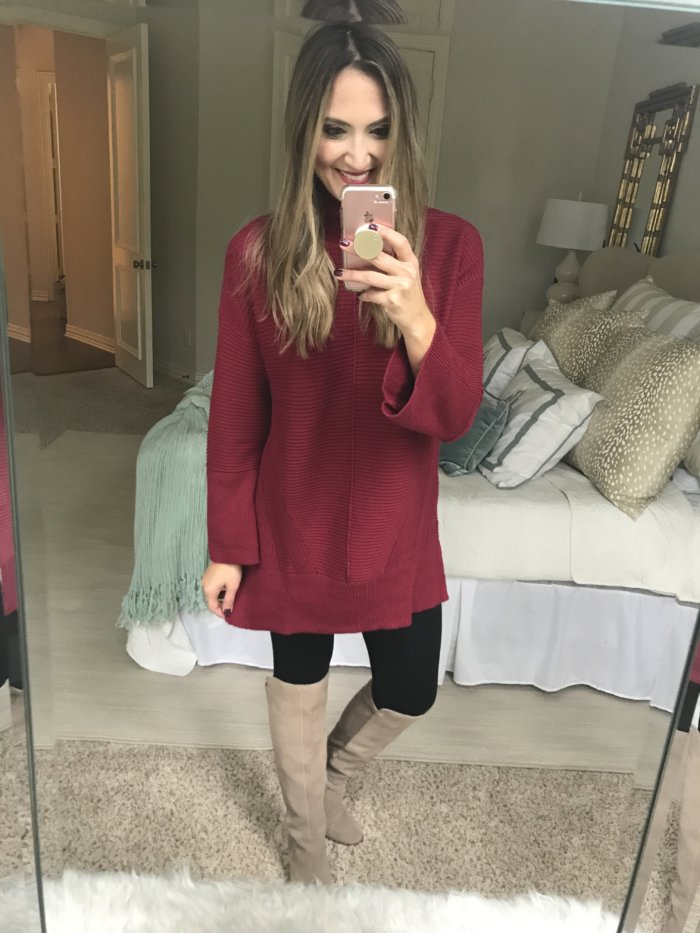 Tunics for Fall - The Best Fall Tunics with Leggings Looks + What to Wear Them With featured by popular Dallas fashion blog, Style Your Senses