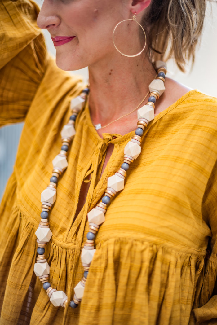 Style Your Senses x Erin McDermott Jewelry featured by top Dallas fashion blog Style Your Senses