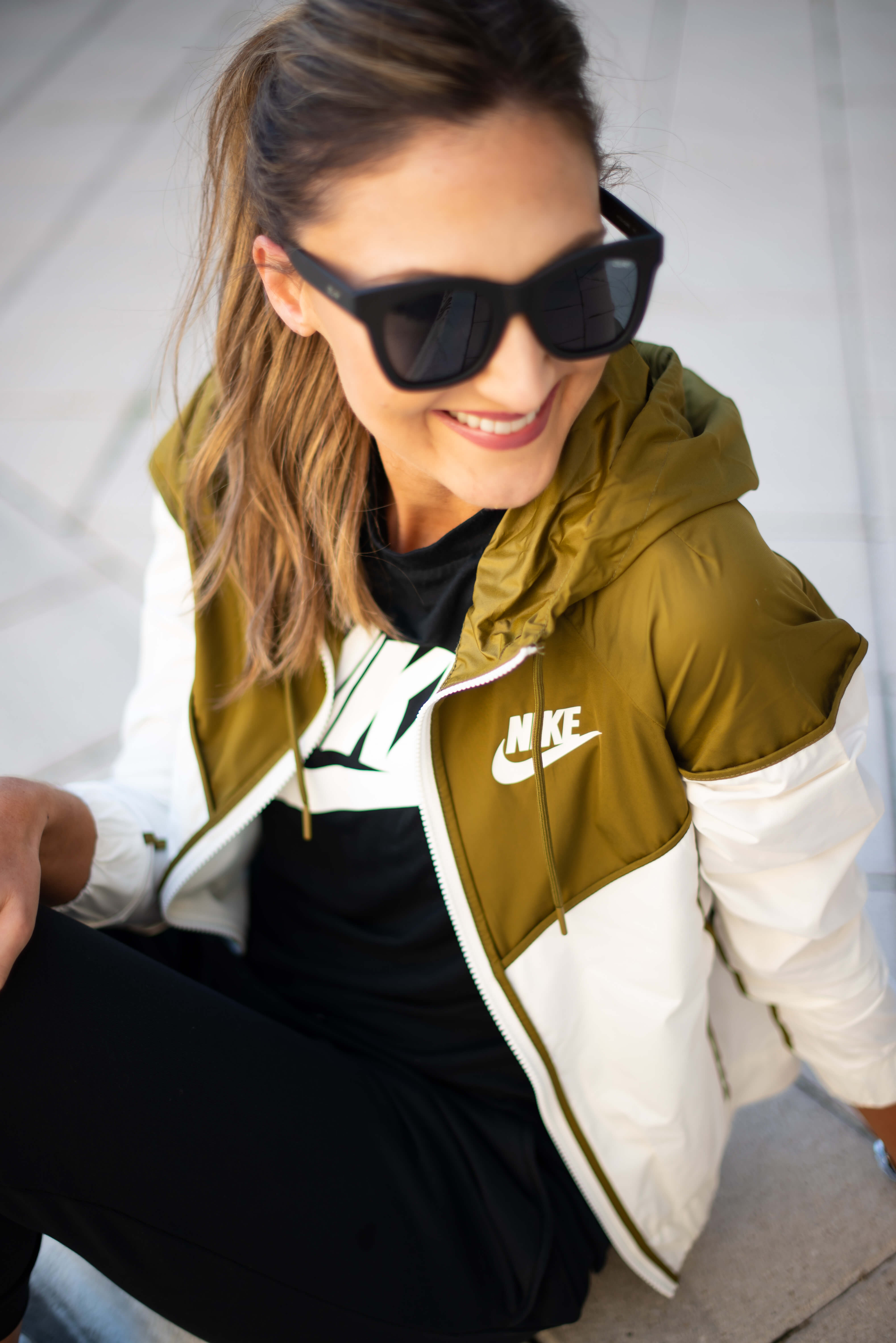 eBay | Nike | Fitness | Fall Athleisure Uniform featured by top Dallas fashion blog Style Your Senses