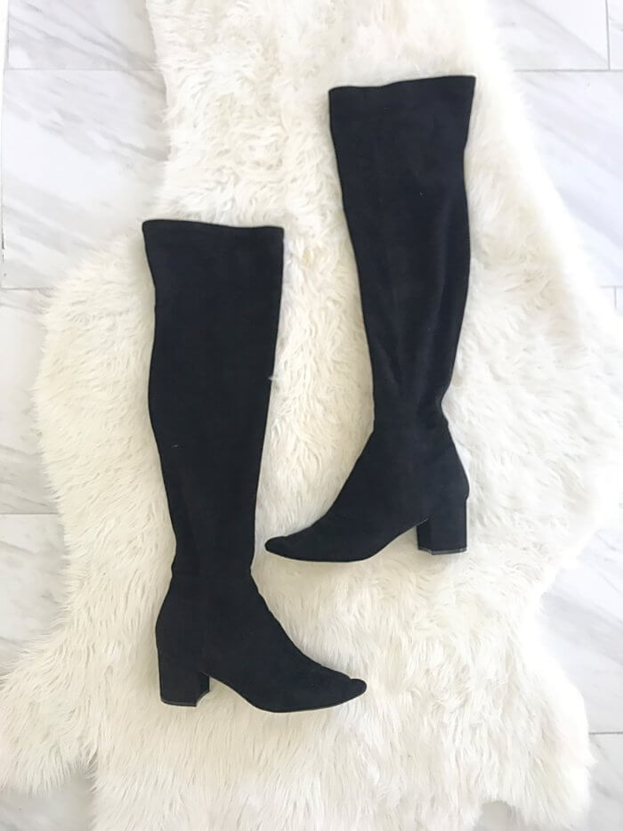 the best boots for fall and winter 2018 | steve madden over the knee boots