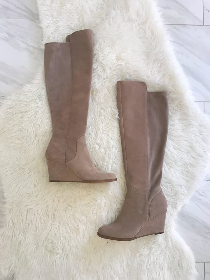 the best boots for fall and winter 2018 | sole society over the knee boots