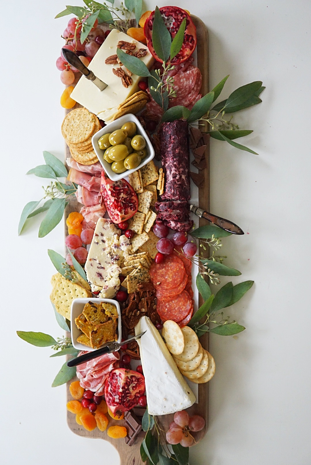 Easy Charcuterie Board | Cheese board | Easy Appetizer | Trader Joes