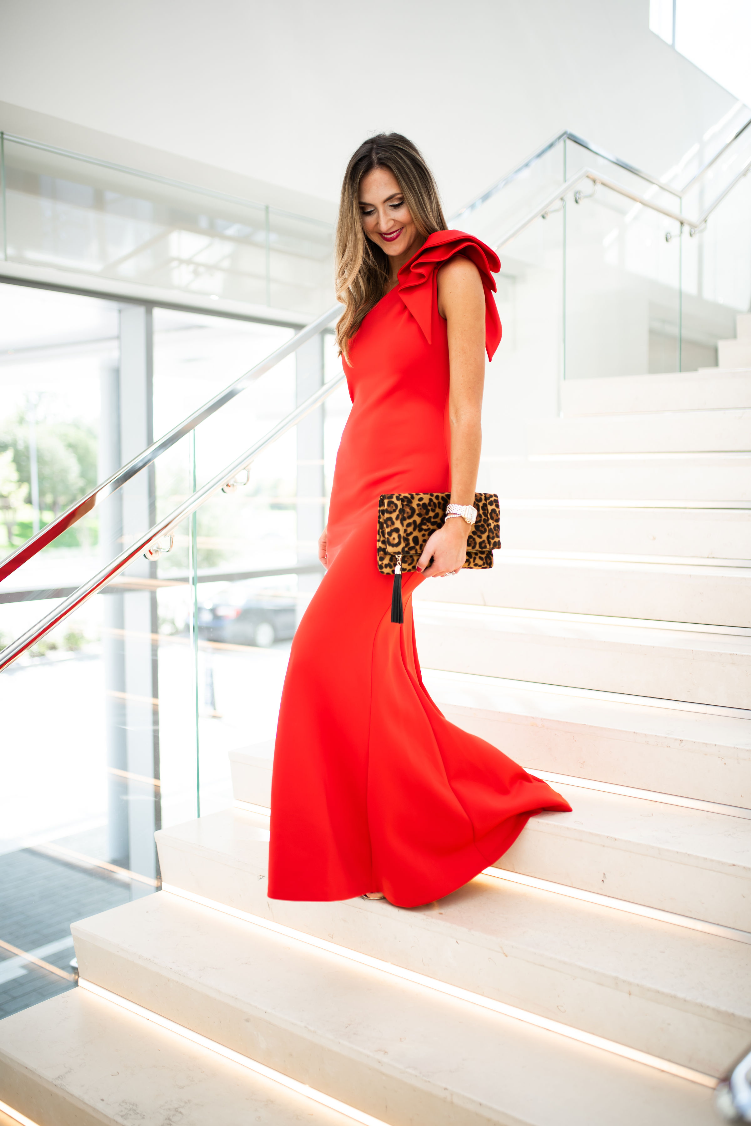 SYS-what to wear for a holiday formal | red gown