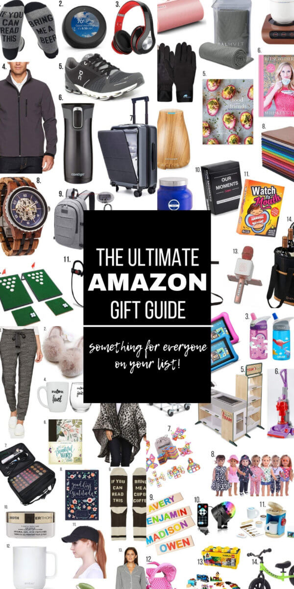 the ultimate amazon gift guide