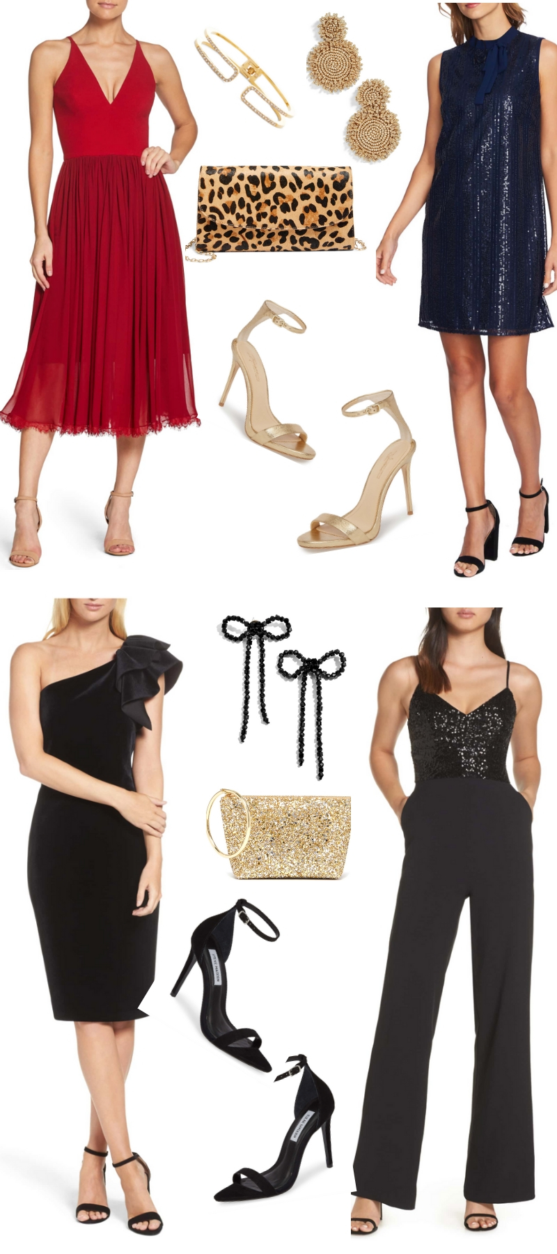 Holiday Dressing with Nordstrom