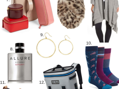 Last Minute Christmas Gift Guide for Everyone!