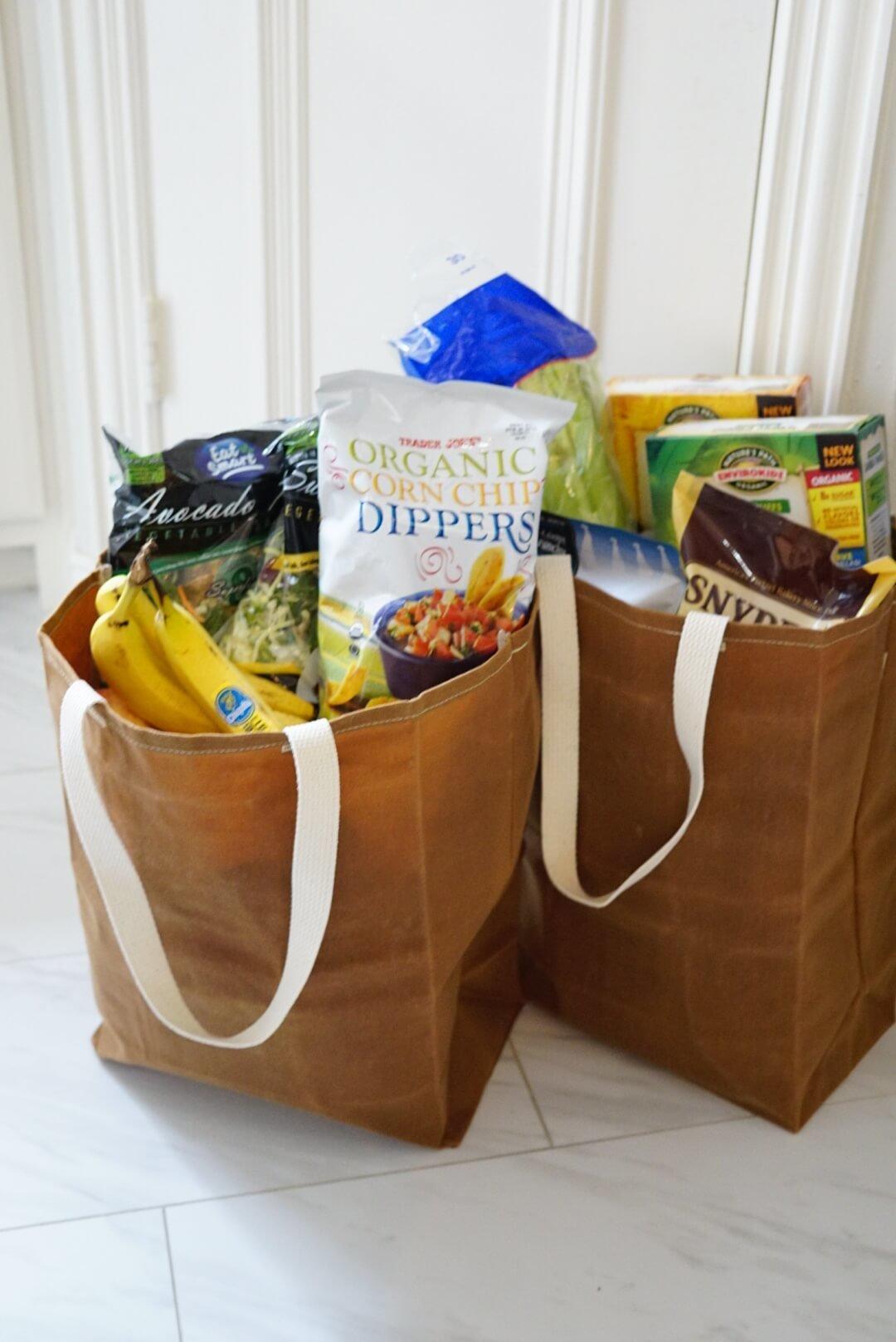 Etsy Finds | Reusable Market Bag