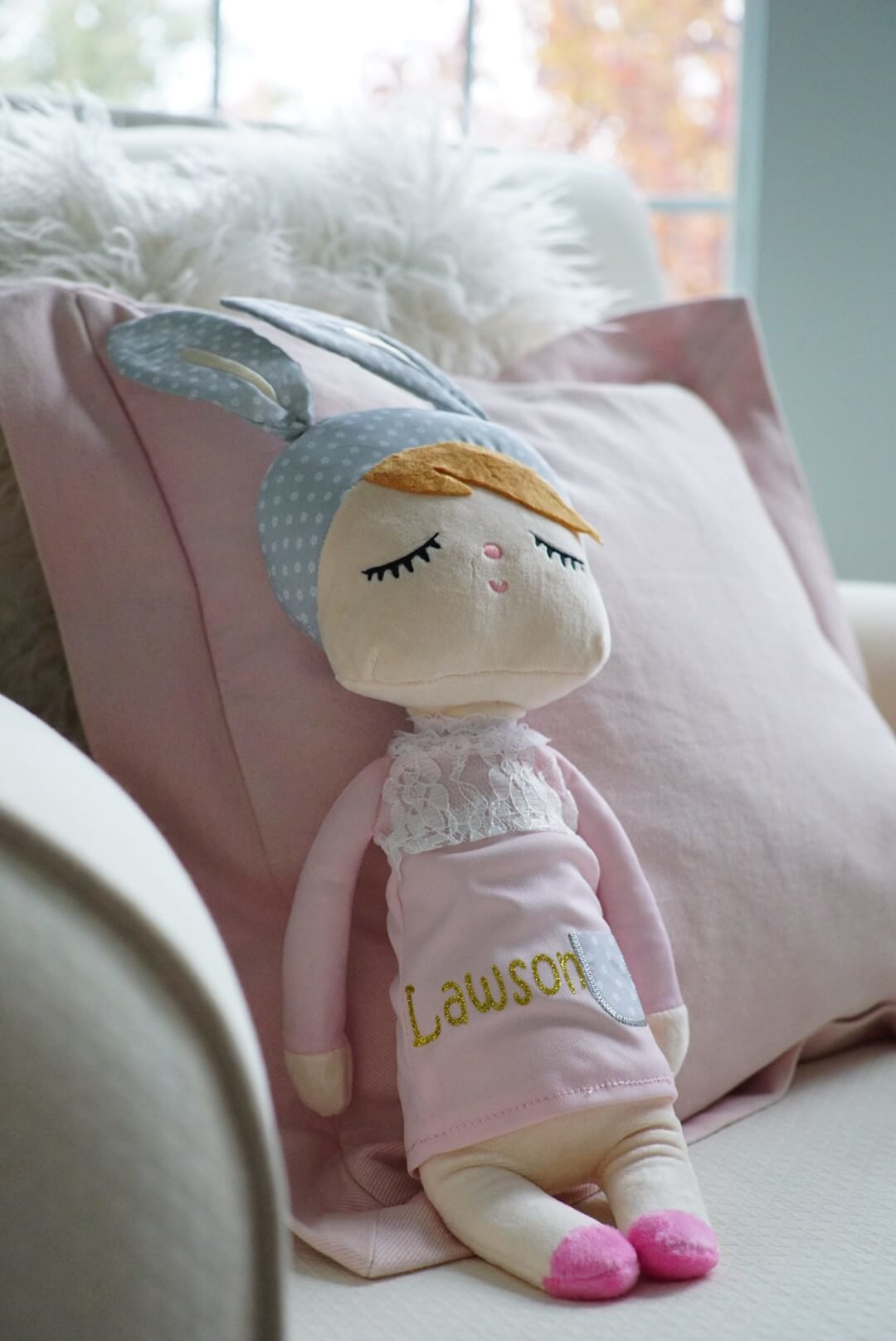 Etsy Finds | personalized doll