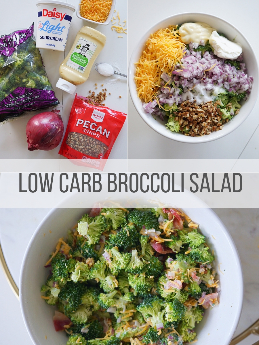 low card broccoli salad | Keto Recipe | FASTer Way to Fat Loss Recipe