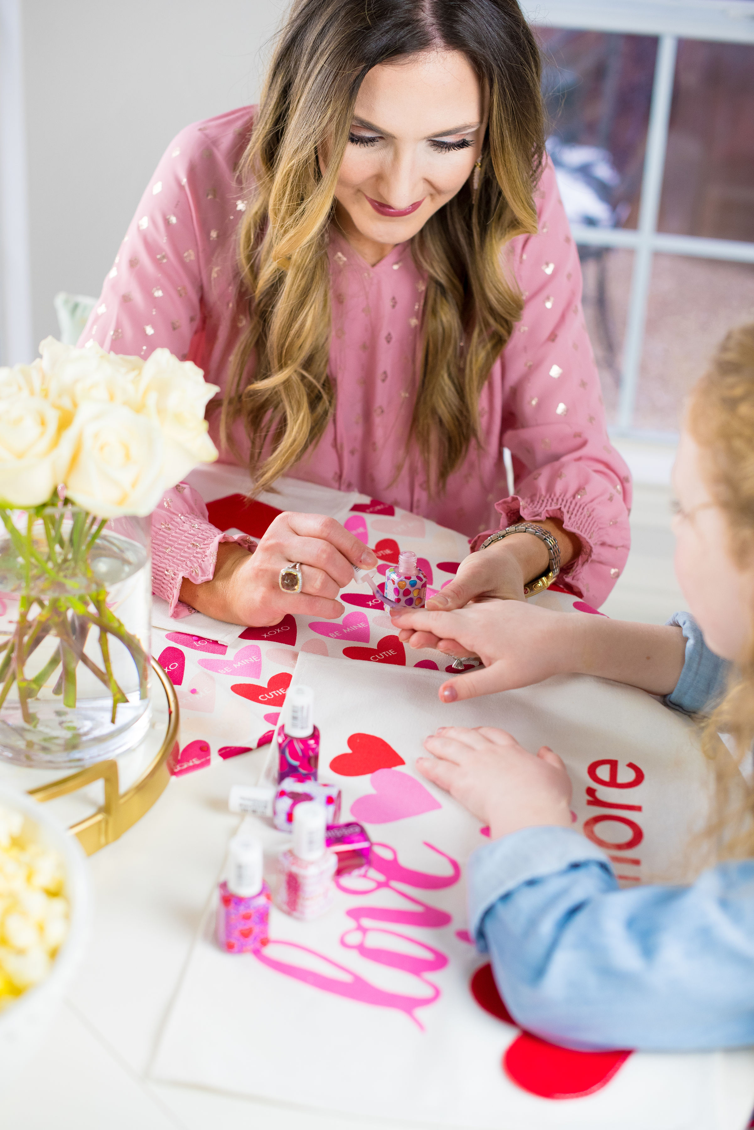 Mommy and me Galentines Day Party | Valentines Day 2019 | Style Your Senses
