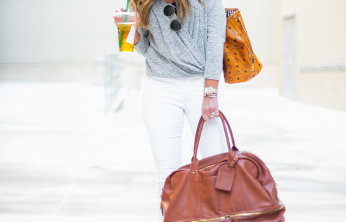 Spring Travel Style | Comfortable Airport Outfit | Style Your Senses