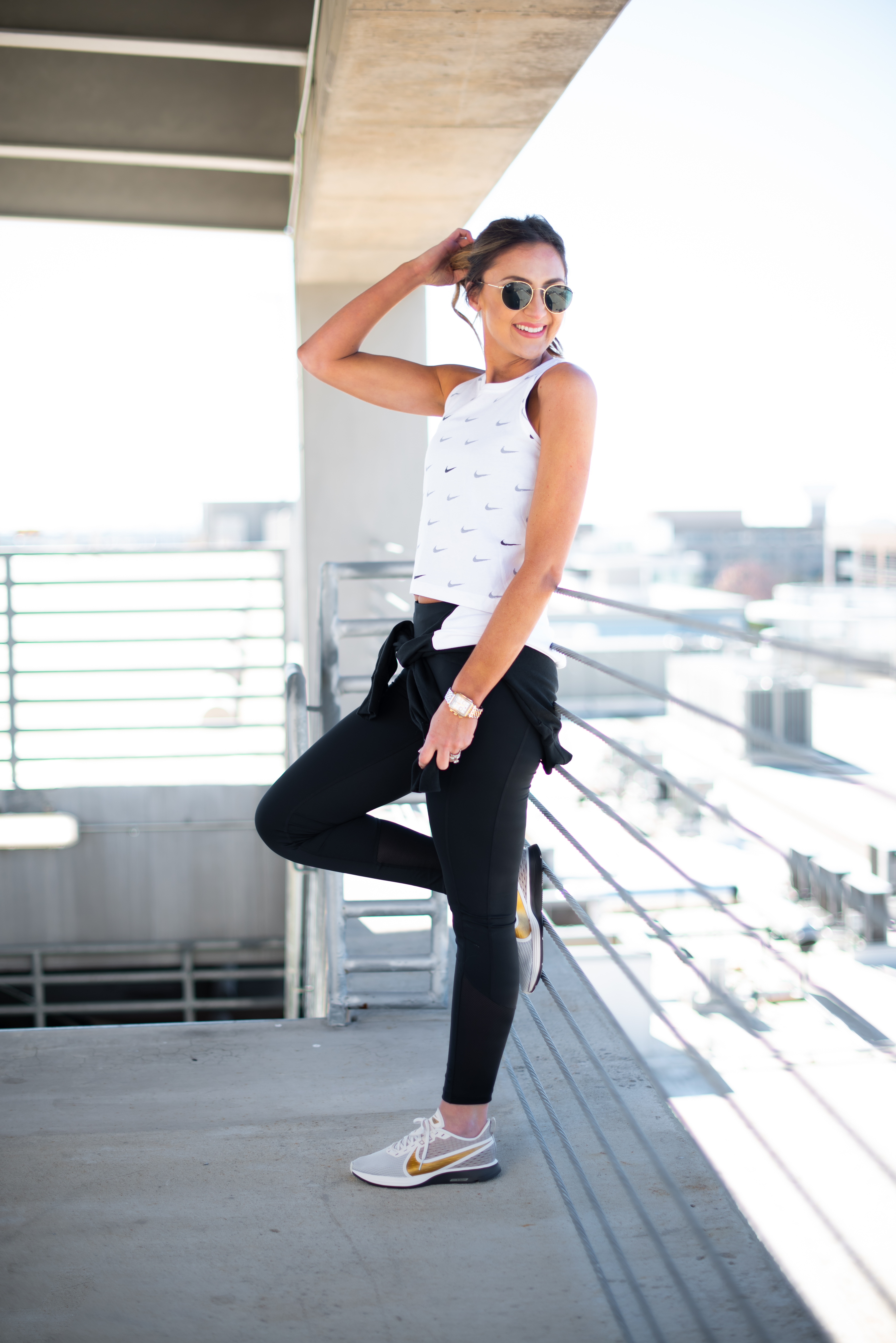 stylish activewear with Macys