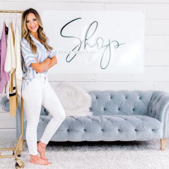 Shop Style Your Senses | Fashion blogger Mallory Fitzsimmons launches a trendy online boutique