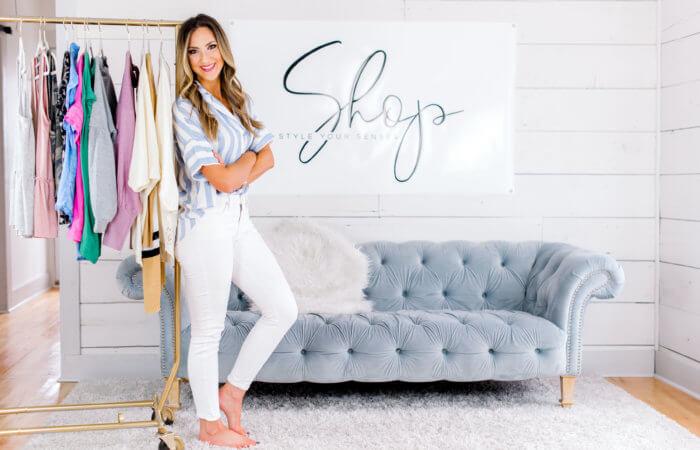 Shop Style Your Senses   Fashion blogger Mallory Fitzsimmons launches a trendy online boutique