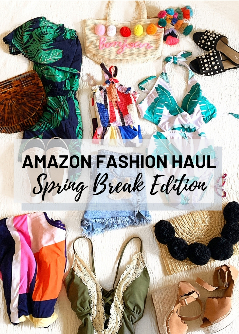 6068e3f7bdb2a Amazon Fashion Haul | Spring Break Edition! | Style Your Senses