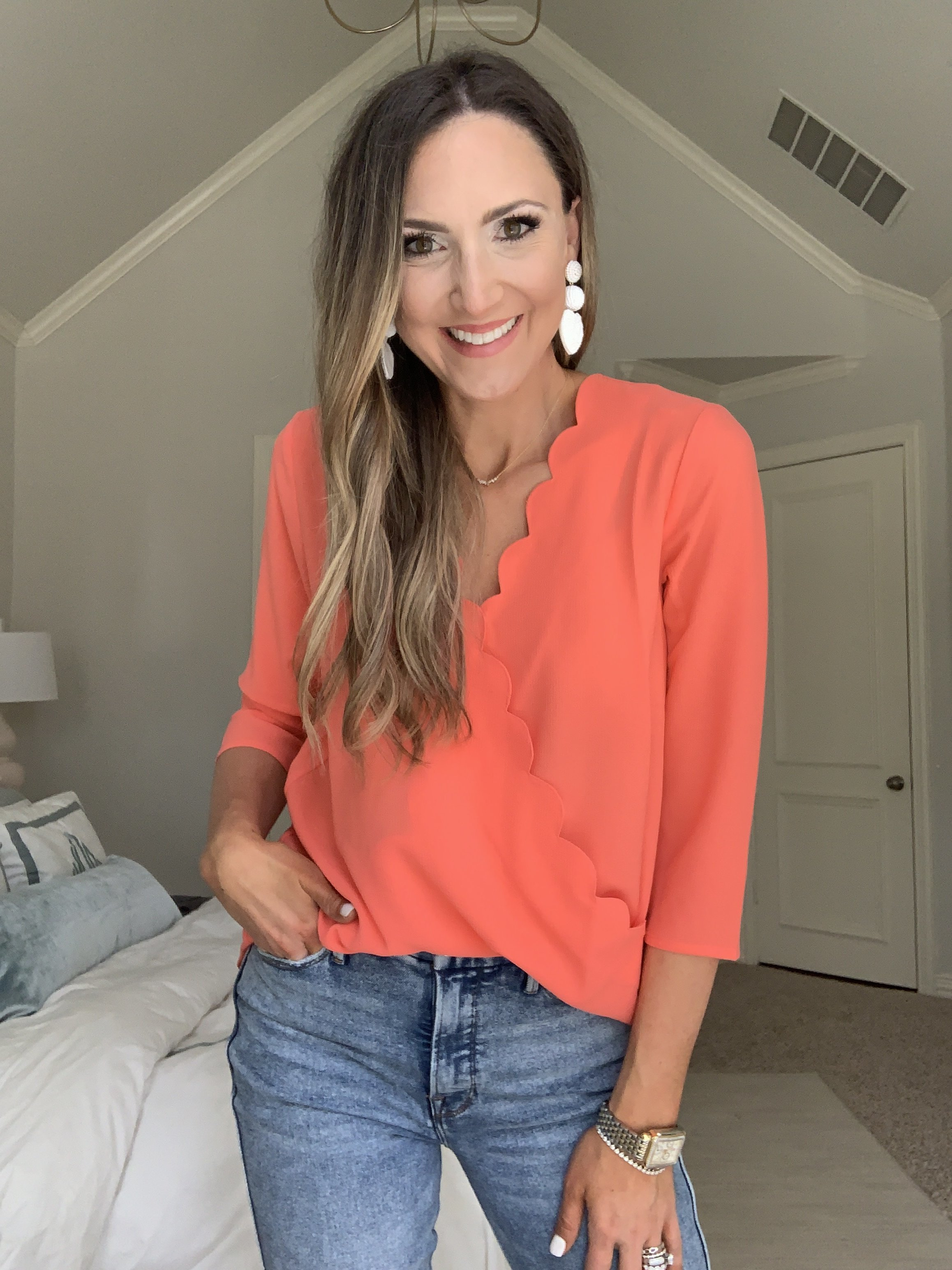 Spring outfit idea | Gibson at Nordstrom | style your senses blog