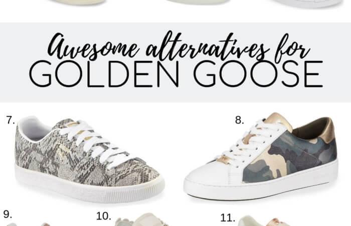 Amazing Alternatives to Golden Goose