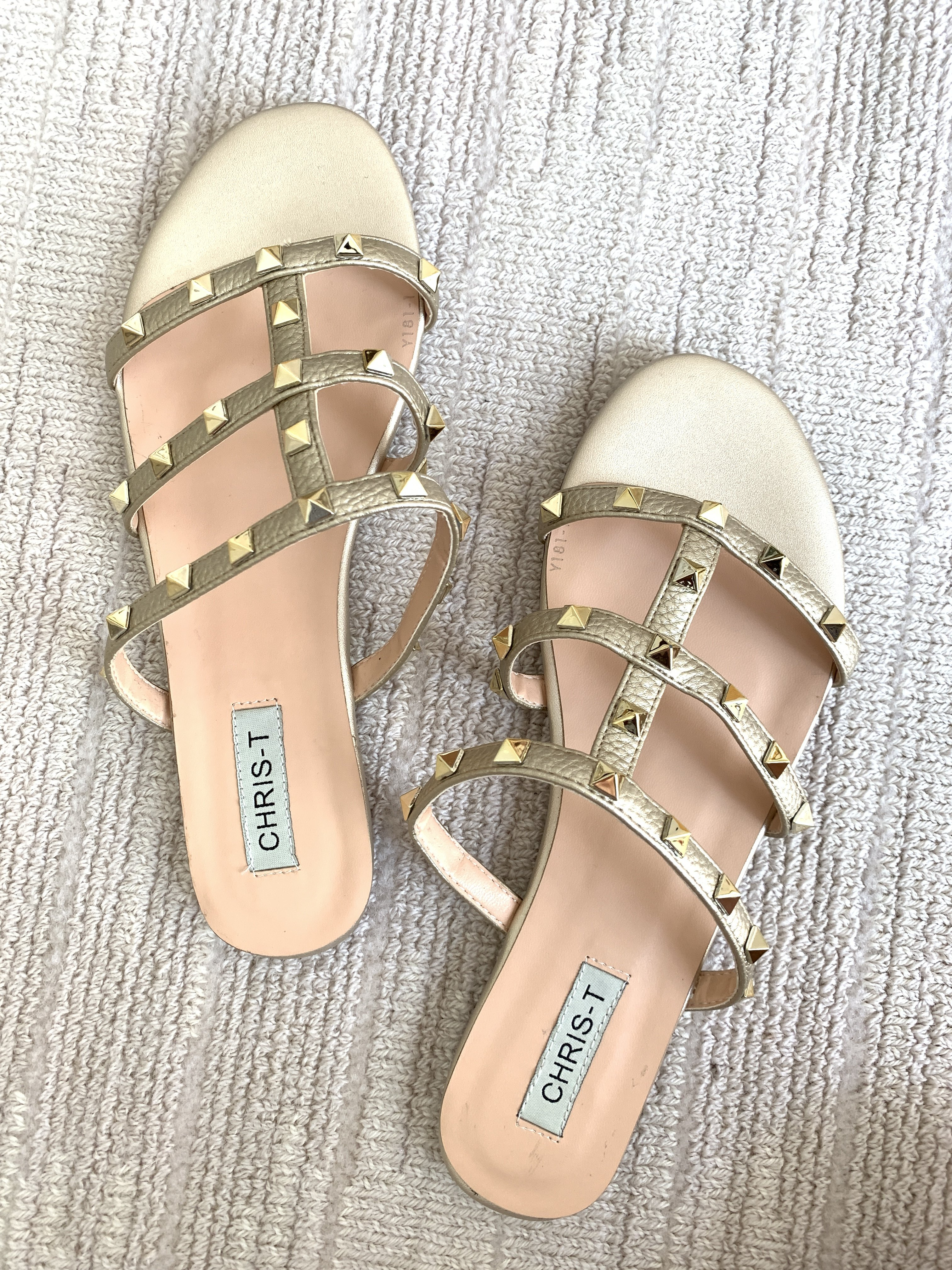 Amazon Fashion Haul Stud Sandal | Style Your Senses