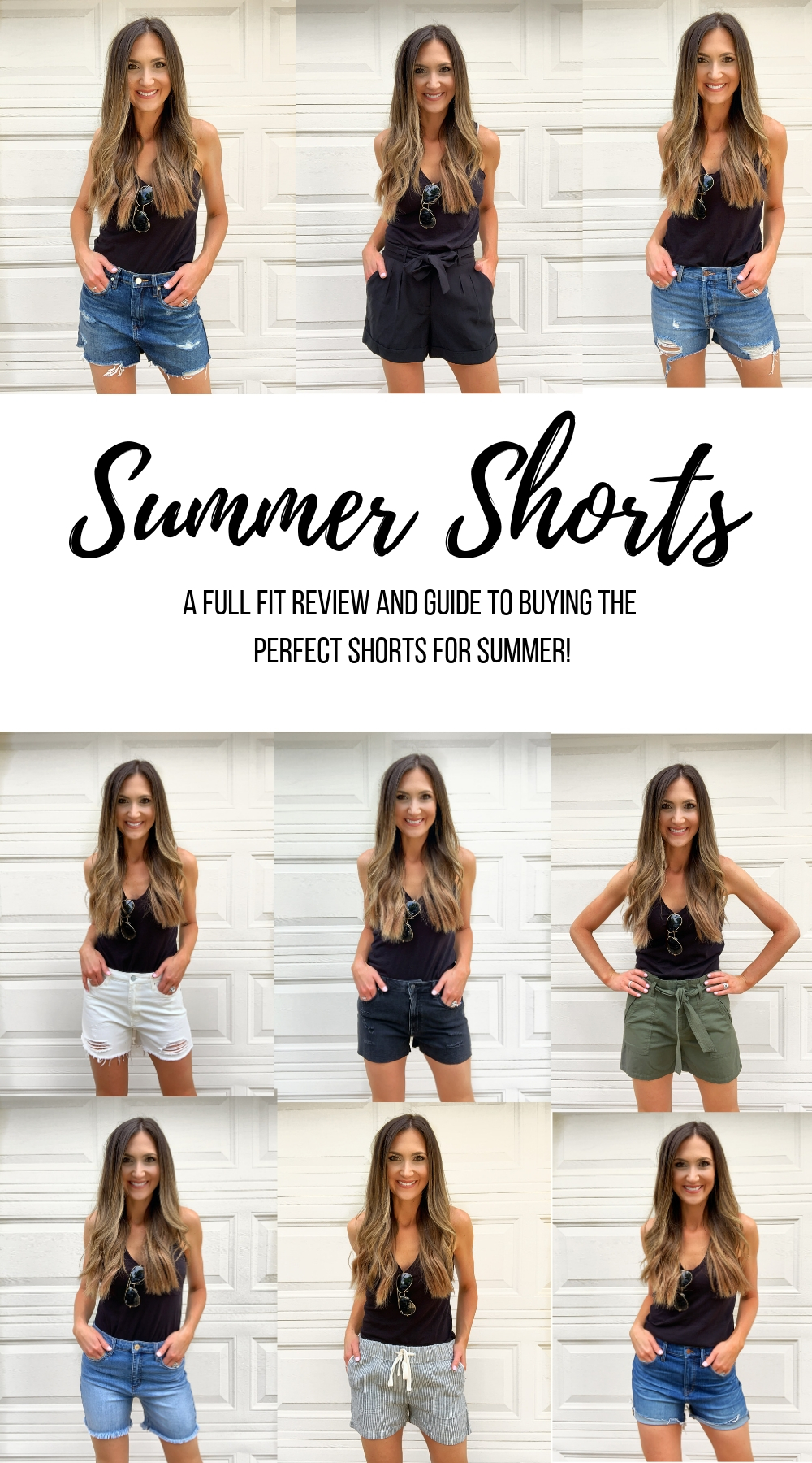 Women's Denim Shorts Nordstrom | Style Your Senses