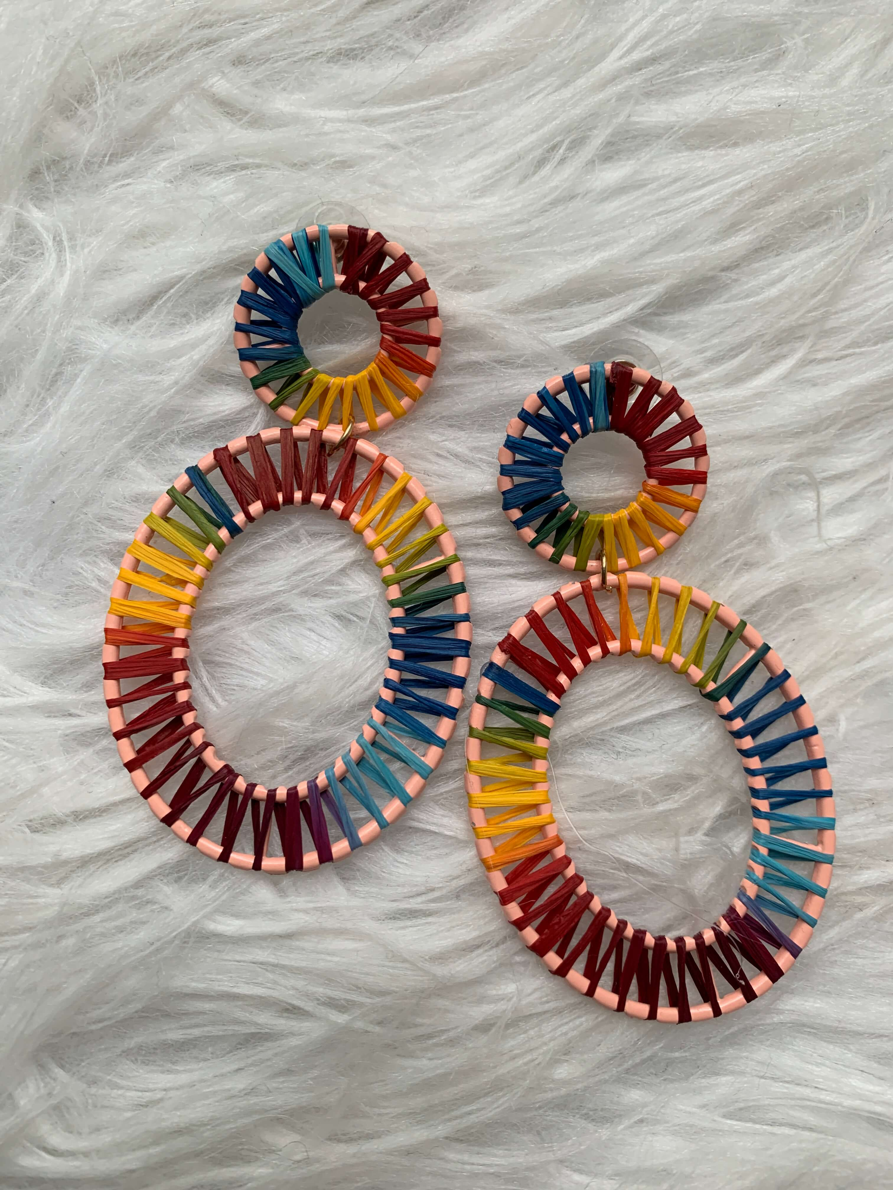 Amazon Fashion Haul | rainbow earrings | Style Your Senses