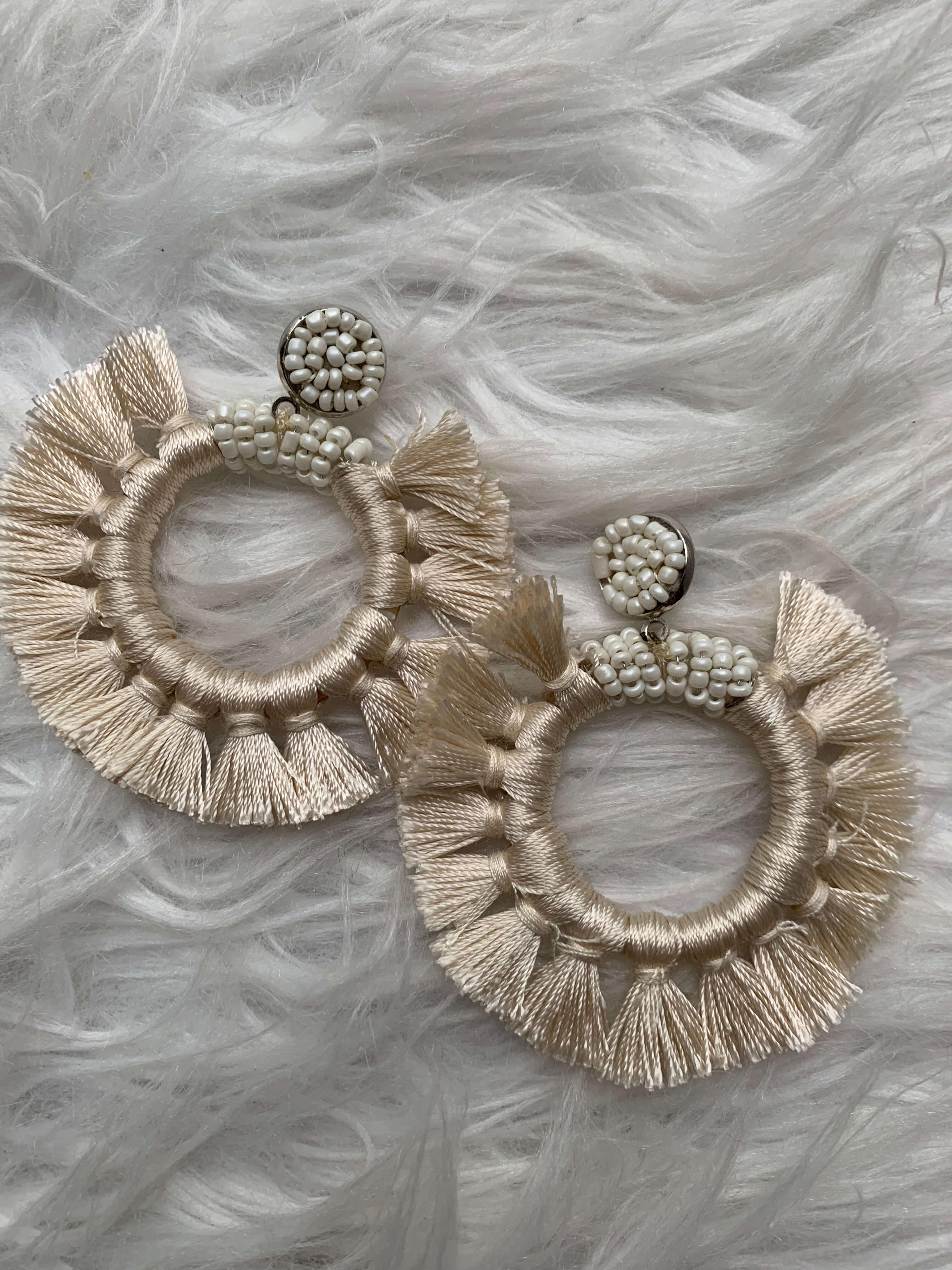 Amazon Fashion Haul | raitassel earrings | Style Your Senses