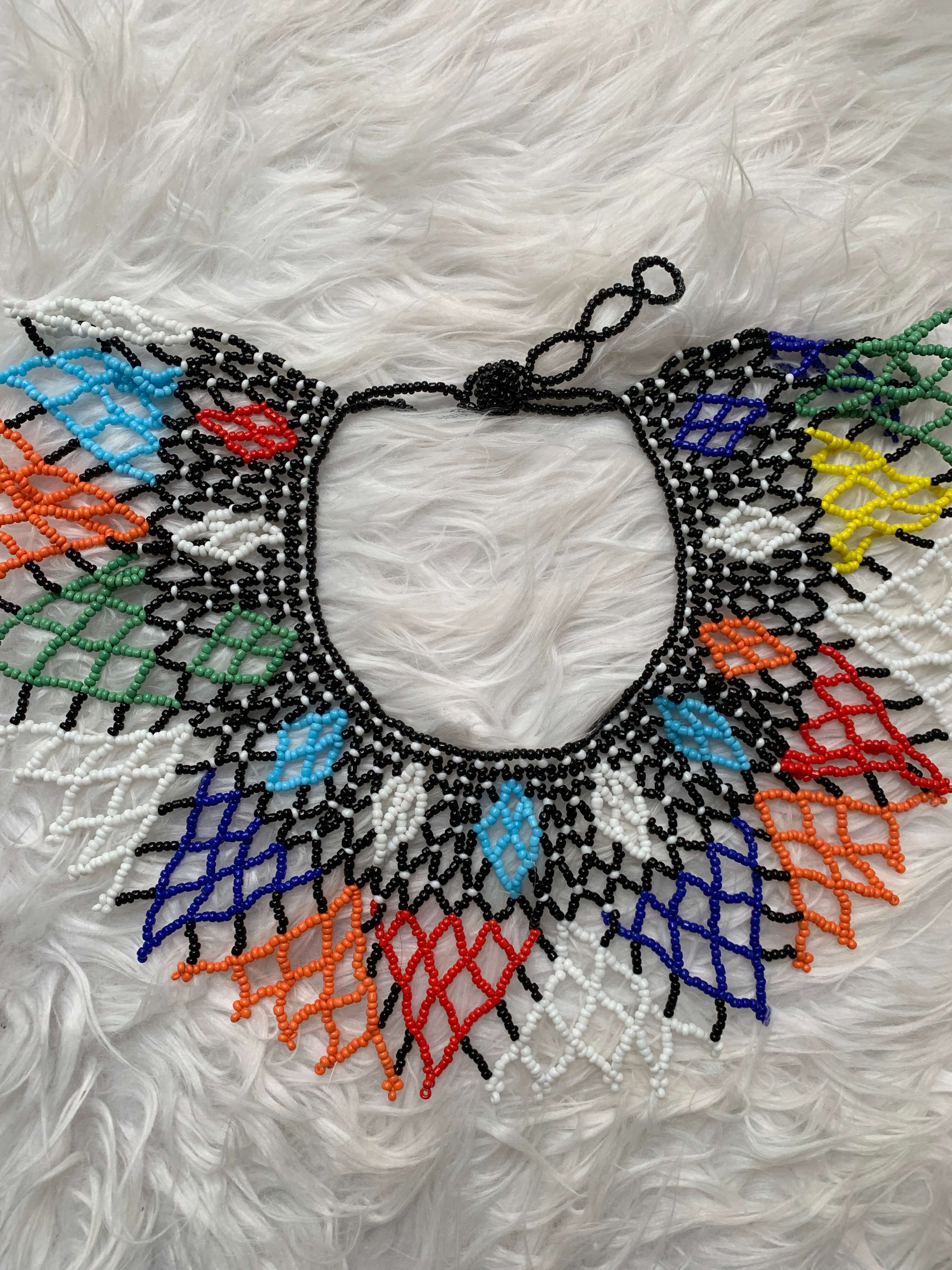 Amazon Fashion Haul | beaded collar | Style Your Senses
