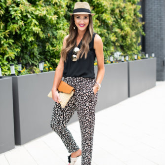 Casual Summer Outfit | Marks and Spencer | Style Your Senses