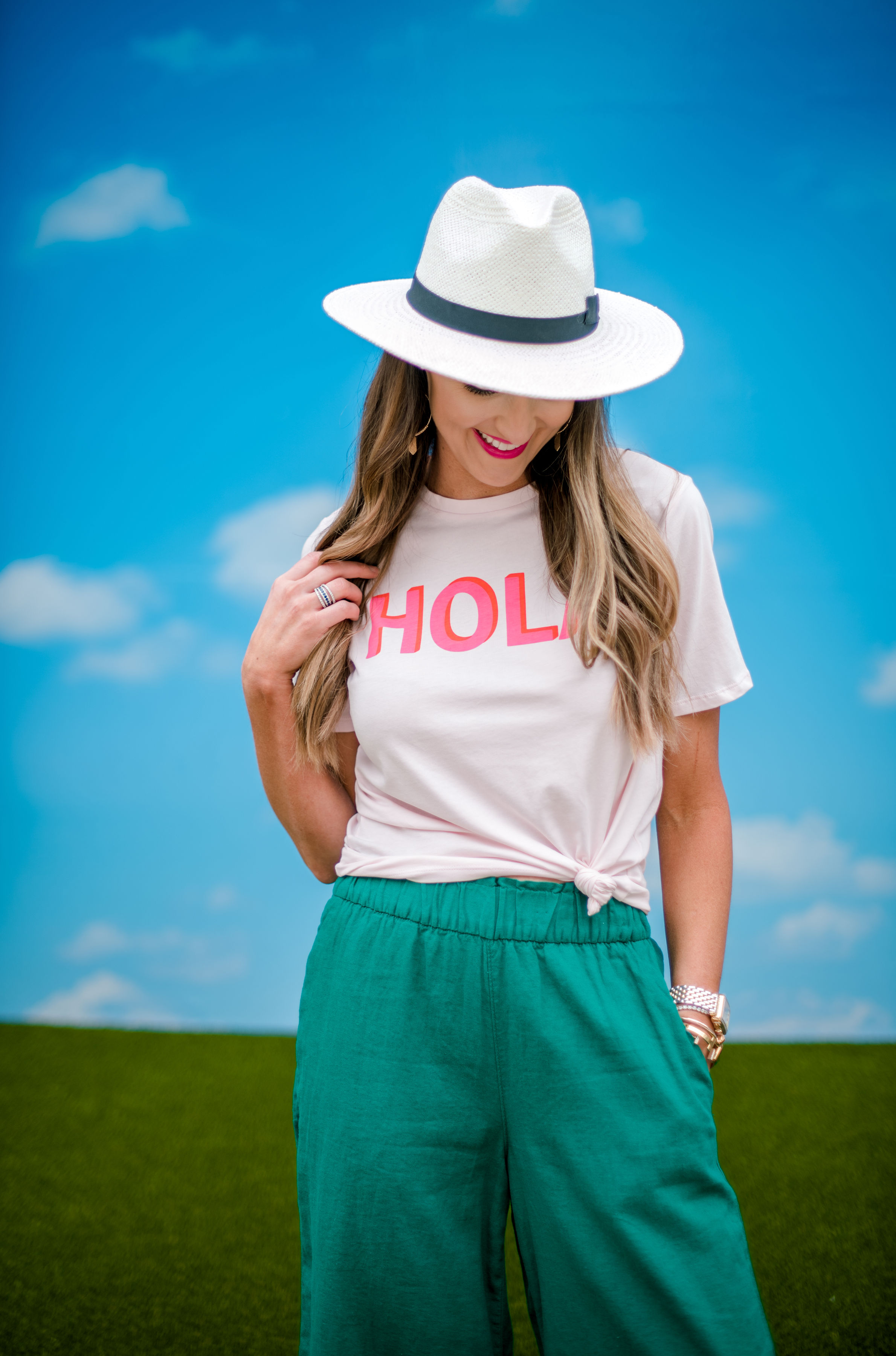 HOLA Graphic Tee | Marks and Spencer | Style Your Senses