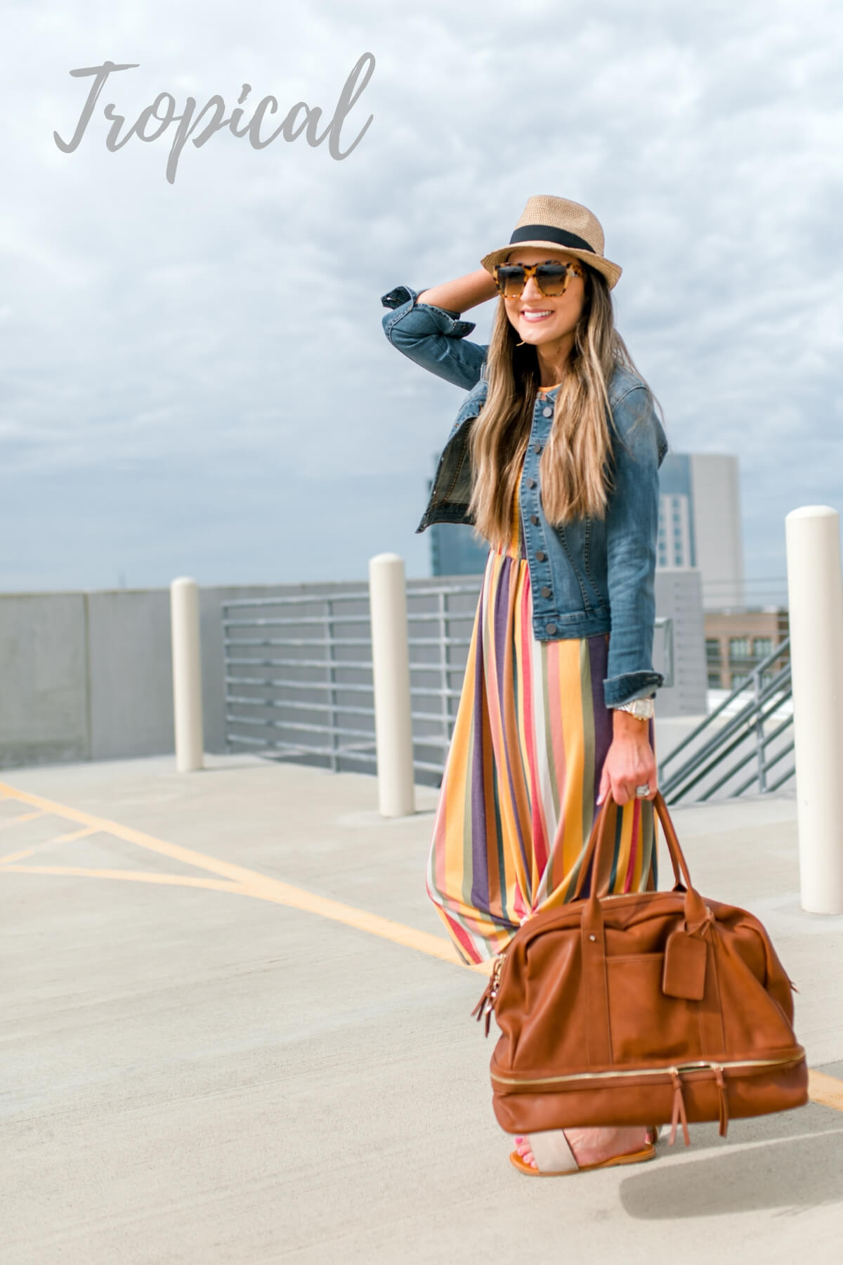 What to wear traveling this Summer | Style Your Senses