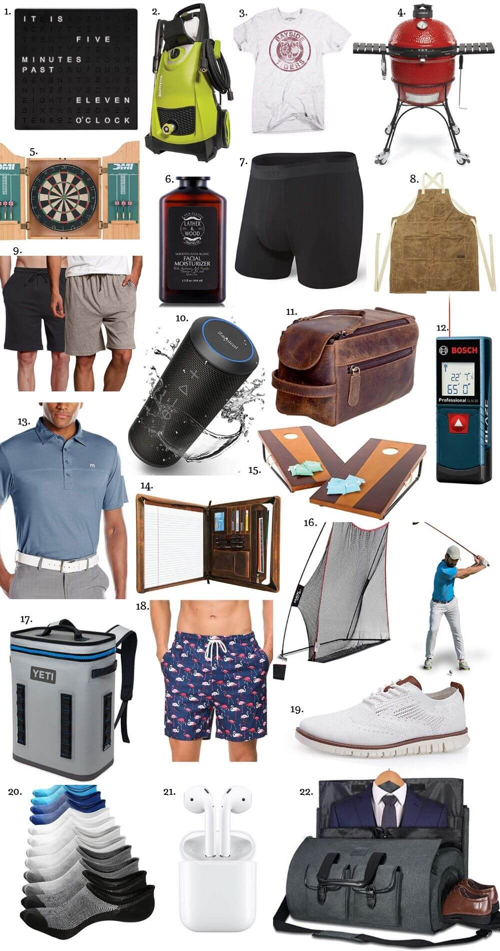 Father's Day Gift Guide | Style Your Senses