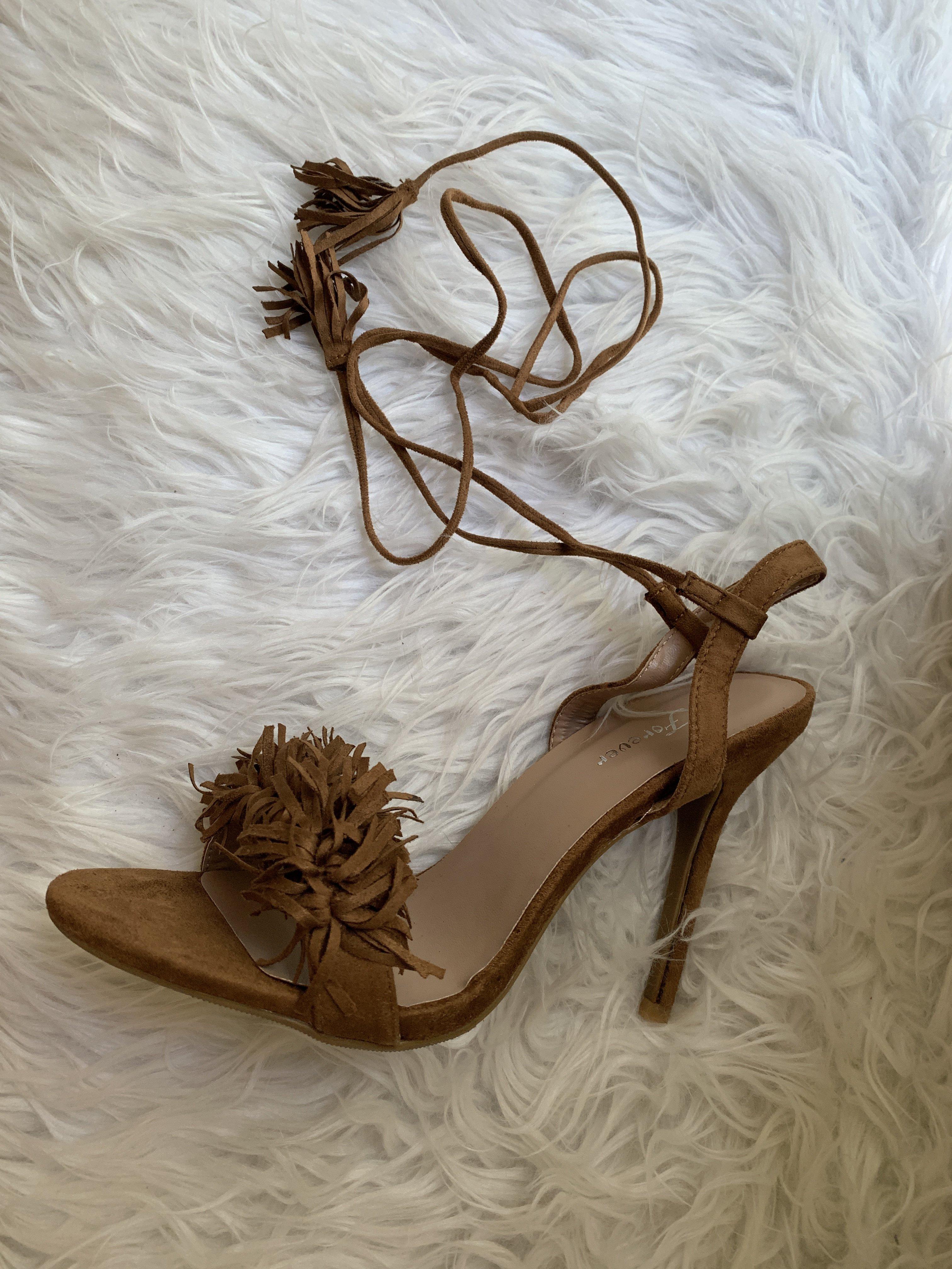 Neutral Heels On Amazon | Style Your Senses