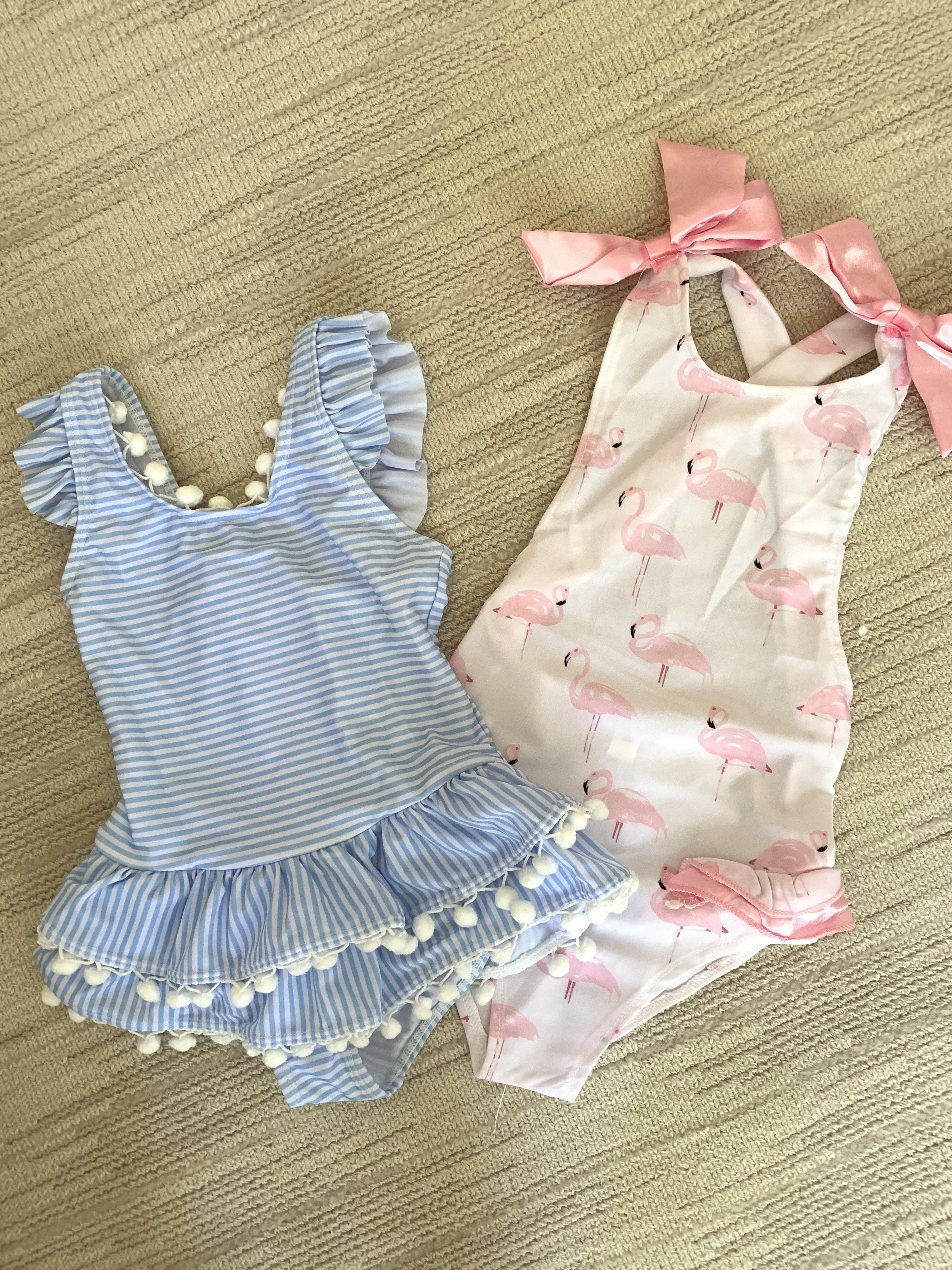 Toddler girl swimsuits on amazon | Style Your Senses