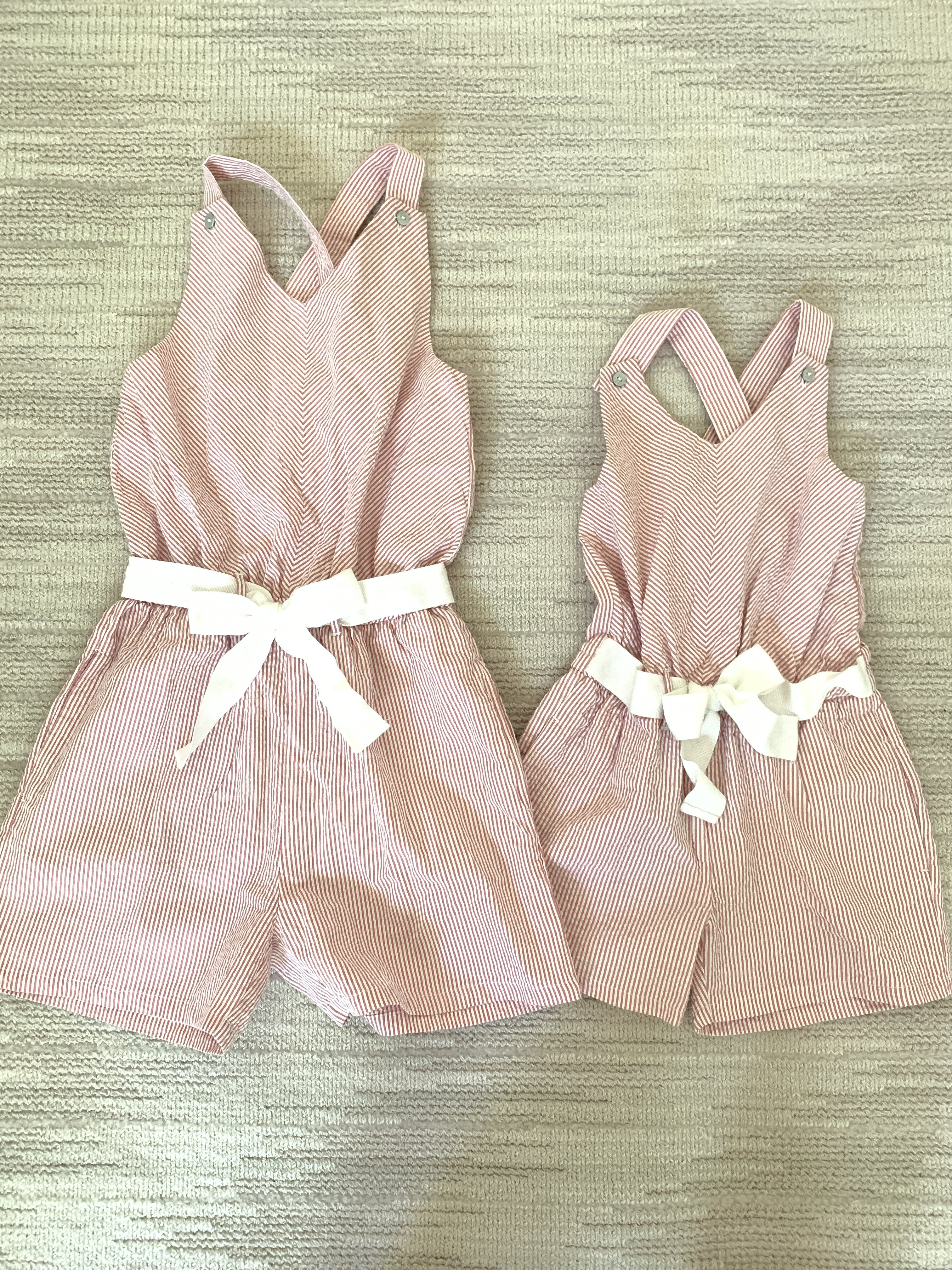 Hope and Henry girl's rompers | Style Your Senses
