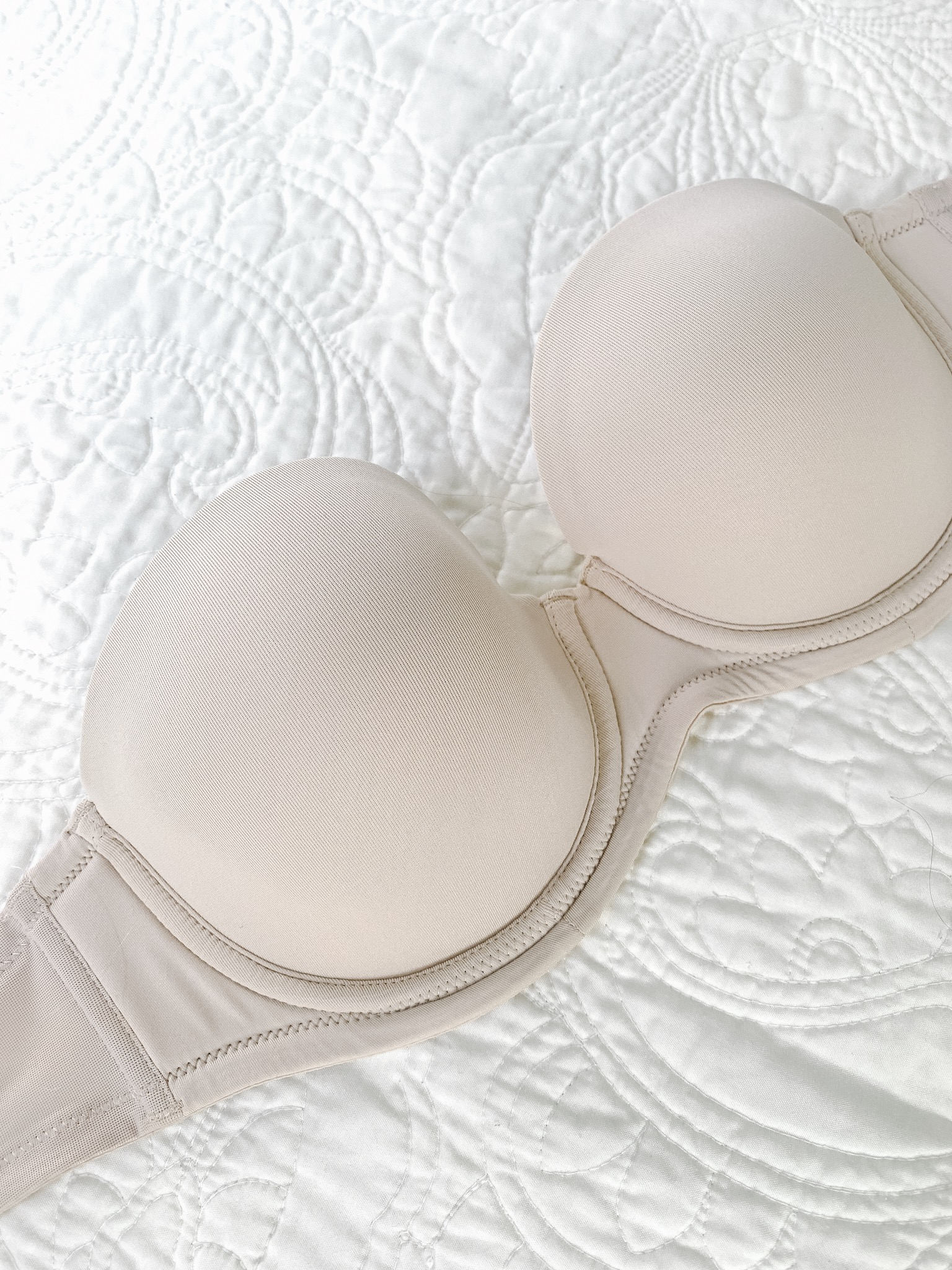The best strapless bra | Wacol strapless bra | Style Your Senses